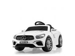 Детский электромобиль Bambi M 4147 EBLR-1 Mercedes, белый