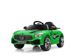 Детский электромобиль Bambi M 4105 EBLR-5 Mercedes, зеленый