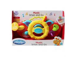 Развивающая игрушка Playgro Музыкальный руль (15420)