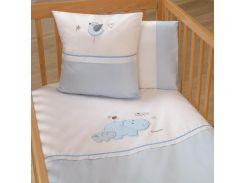Набор постельного белья HIPPO 3 ед. Funna Baby (26048)