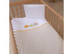 Набор постельного белья LITTLE FAMILY 3 ед. Funna Bab (26050)