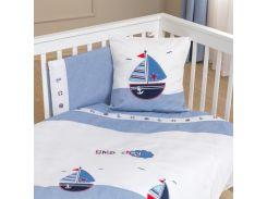 Набор постельного белья PILOT 3 ед. Funna Baby (26053)