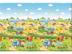 Развивающий коврик Babycare Fruit Farm (1850х1250) (71152)