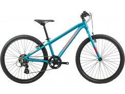 Велосипед Orbea MX 24 Dirt 2020 Blue-Red (K01124JC)