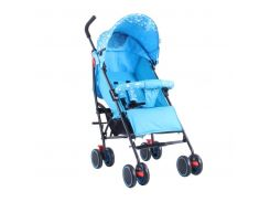 Прогулочная коляска Wonder BabyHit (Blue stars) (14151)
