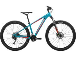 Велосипед Orbea MX 27 XC XS 2020 Blue-Red (K02114NP)