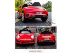 Детский электромобиль Tilly T-7642 EVA RED легковая