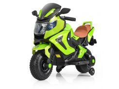 Детский электромотоцикл Bambi M 3681ALS-5