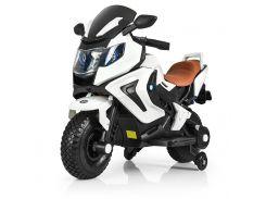 Детский электромотоцикл Bambi M 3681AL-1