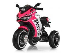 Детский электромотоцикл Bambi M 4053L-8