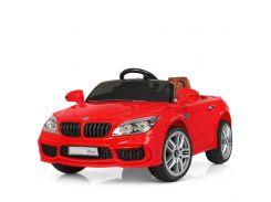 Детский электромобиль Bambi M 2773 EBLR-3 BMW, красный
