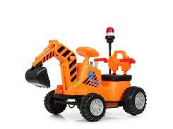Детский электромобиль трактор Bambi M 4143L-7