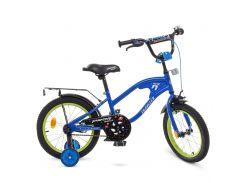 Детский велосипед PROFI 16д. Y16182, TRAVELER, синий