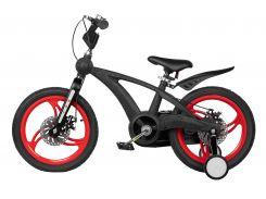 Детский велосипед Miqilong YD Черный 16` MQL-YD16-Black (MQL-YD16-Black)