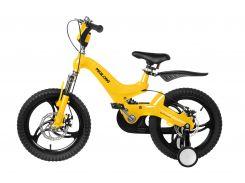 Детский велосипед Miqilong JZB Желтый 16` MQL-JZB16-Yellow (MQL-JZB16-Yellow)
