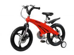 Детский велосипед Miqilong GN Красный 16` MQL-GN16-Red (MQL-GN16-Red)
