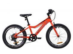 """Велосипед AL 20"""" Formula ACID 1.0 Vbr рама-11"""" красный с черным 2020 (OPS-FR-20-050)"""