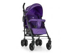 Коляска детская ME 1029 BREEZ Violet прогулочная, фиолетовая