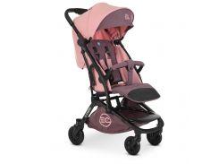 Коляска детская ME 1040L ZIGZAG Dust Pink, розовая