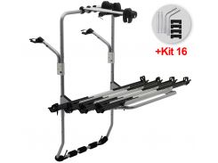 Велокрепление Thule BackPac 973 (Kit 16)(4 Bikes) (TH 973-973-16-973-23-973-24)
