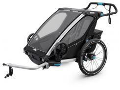 Детская коляска Thule Chariot Sport 2 (Black) (TH 10201012)