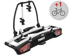 Велокрепление на фаркоп Thule VeloSpace XT 938 + Thule 9381 Bike Adapter (TH 938-9381)