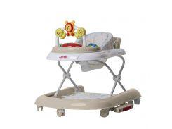 Детские ходунки CARRELLO Libero CRL-9602/2 Beige 3 в 1