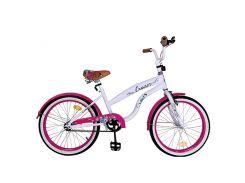 Детский велосипед CRUISER 20 T-22034 pink