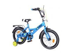 Детский велосипед EXPLORER 16 T-216111 blue