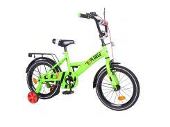 Детский велосипед EXPLORER 16 T-216112 green