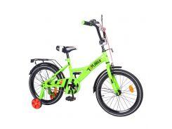 Детский велосипед EXPLORER 18 T-21819 green