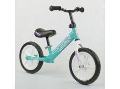 Детский велобег CORSO 17008 (1) стальная рама, колесо 12 EVA (ПЕНА) 00000086912 (86912)