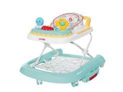 Детские ходунки CARRELLO Oceano CRL-9604/2 Azure 3 в 1