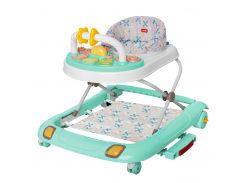 Детские ходунки CARRELLO Premio CRL-9608 Azure 3 в 1