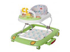 Детские ходунки CARRELLO Premio CRL-9608 Green 3 в 1
