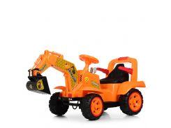 Детский электромобиль трактор Bambi M 4142L-7