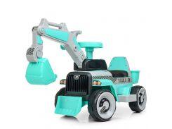 Детский электромобиль трактор Bambi M 4144L-4
