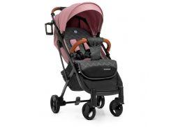 Детская коляска M 3910 Pale Pink YOGA II, розовая