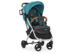 Детская коляска M 3910 Turquoise-W YOGA II, бирюзовая