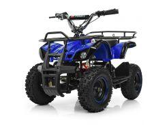 Детский квадроцикл PROFI HB-EATV800N-4 V3, синий