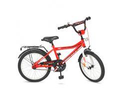 Велосипед детский PROFI 20д. Y20105, красный, Top Grade