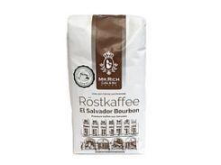 Кофе  в зернах Mr. Rich Rostkaffee El Salvador Bourbon 500 гр (776972020)