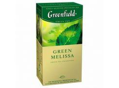 Чай Greenfield Green Melissa 25 пак. (356806464)