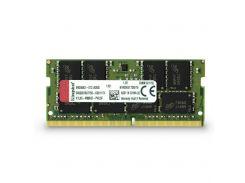 память для ноутбука kingston ddr4 2400 16gb 1,2v (kvr24s17d8/16)