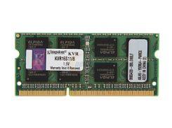 ОЗУ Kingston для ноутбука DDR3 8Gb 1600MHz KVR16S11/8