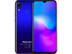 Смартфон Blackview A60 1/16GB DUALSIM Gradient Blue OFFICIAL UA