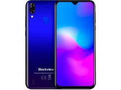 Смартфон Blackview A60 Pro 3/16GB DUALSIM Gradient Blue OFFICIAL UA
