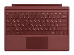 Клавиатура Microsoft Surface GO Type Cover Burgund