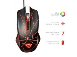 Мышь Trust GXT 160 Ture illuminated gaming mouse