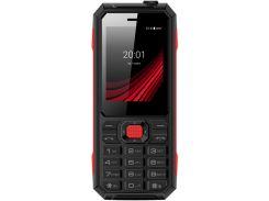 Мобильный телефон Ergo F248 Defender Dual Sim (черный)